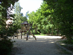 Greenstone Design natural playgrounds in schools, design consultants